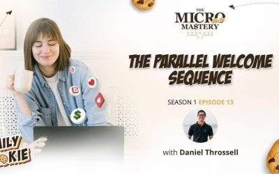 The Parallel Welcome Sequence, with Daniel Throssell (MNM Season 1 Episode 13)